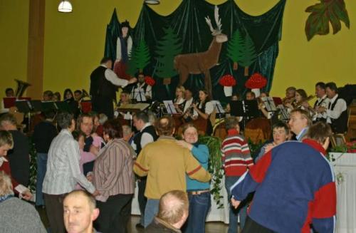 Böhmischer Abend in Schweinspoint 2008