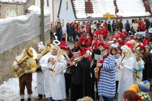 Faschingsumzug Bertholdsheim 2009