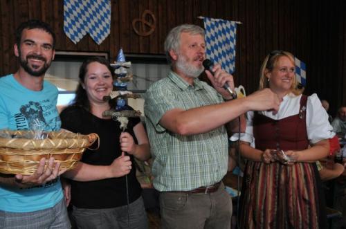 Brunnenfest Schweinspoint 2012