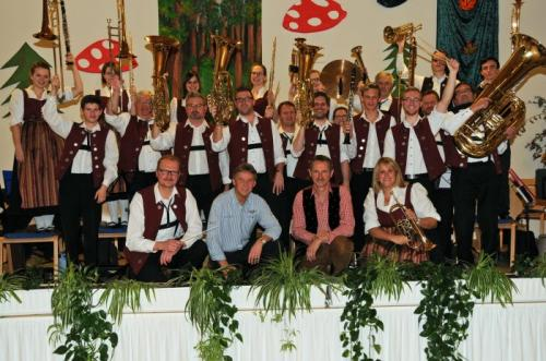 Böhmischer Abend in Schweinspoint 2015