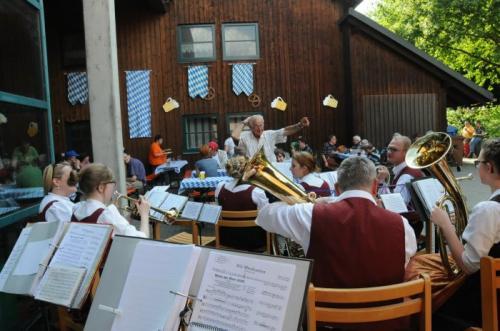 Brunnenfest Schweinspoint 2015